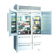 clear door refrigerator clear glass door refrigerator residential sliding door designs glass front refrigerator residential clear
