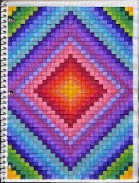 Graph Paper Draw Pin By Elizabeth Hart On Art Graph Paper Drawings Graph Paper Art