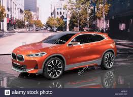 Coupe Series bmw x2 2016 : View of world premiere of BMW X2 concept SUV at Paris Motor Show ...