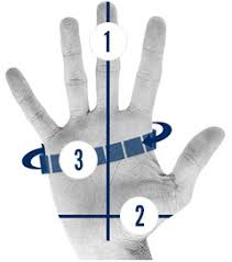how to measure hand size for gloves size guide gloves