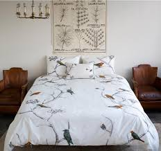 simple bedding set ideas with spring bed linens design white chinoiserie duvet set white