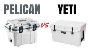 Yeti Color Chart Pelican Coolers Vs Yeti Which Cooler The Better Buy