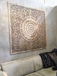 indian wood carving wall hanging interior hand carved wooden wall decor wood panel s india