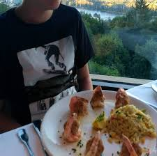 Baked Stuffed Shrimp Picture Of Chart House Portland