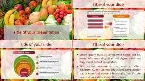 Free Food Powerpoint Templates Food And Drink Powerpoint Templates And Slides