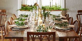 Image Table Decorations Rustic Christmas Table Decorations Good Housekeeping 40 Diy Christmas Table Decorations And Settings Centerpieces
