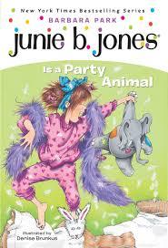 See more of junie b. Amazon Com Junie B Jones Is A Party Animal Junie B Jones No 10 9780679886631 Park Barbara Brunkus Denise Books