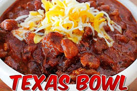Second, use lots of cumin; Texas Bowl O Red Railroad Wife