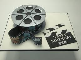 Film Reel Cake - Celebration Cakes - Cakeology