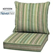deep seat chair cushions photo 4 of 6 patio cushions 4 multi eucalyptus stripe deep seat deep seat chair cushions