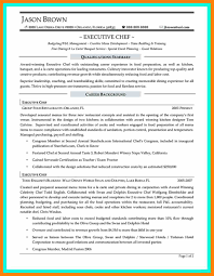 Chef Resume Sample 100 Executive Chef Resume Pdf Rn Cover Letter 94