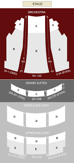 Seating Chart Hippodrome Baltimore Md Hippodrome Theatre Baltimore Md Seating Chart Stage