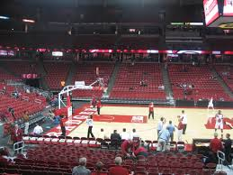University Of Wisconsin Kohl Center Seating Chart Kohl Center Section 123 Rateyourseats Com