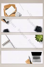 Office Banner Template Flat Business Office Banner Poster Background Backgrounds