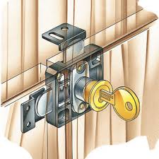 Buy Double Doors Double Door Lock Cabinet And Furniture Locks Amazoncom