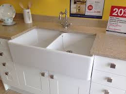 Wickes Kitchen Furniture Wickes Double Butler Sink Kitchens Pinterest Butler Sink And