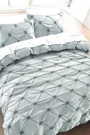 Image Of Nmk Diamond Pintuck Duvet Cover Set Silver Gray Pintuck ... & Image Of Nmk Diamond Pintuck Duvet Cover Set Silver Gray Pintuck Duvet Cover  Grey Pintuck Bedding Set Grey Pintuck Quilt Cover Adamdwight.com
