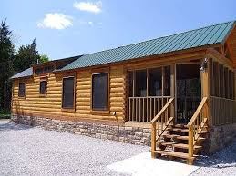 oak log cabins: gastineau oak log cabins to go on wheels