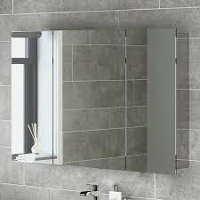 bathroom mirror cabinet Installing Bathroom Mirror Cabinets