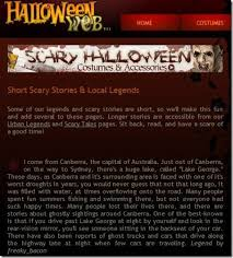 websites to halloween stories halloween web halloween web includse short scary stories