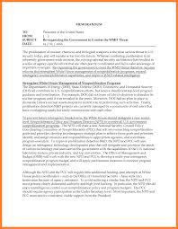 Policy Memo Template 24 policy memo example Marital Settlements Information 1