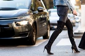 hooker boots. How To Pull Off Thigh-High Boots (Without Looking Like A Hooker) Hooker S