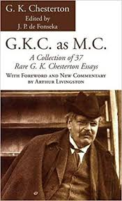 g k c as m c g k chesterton com books