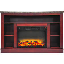 electric fireplace inserts the cherry cambridge freestanding fireplaces with enhanced log insert and mantel propane portland