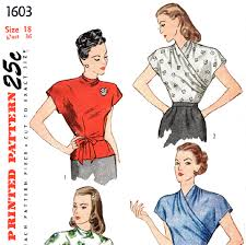 Vintage Sewing Patterns Amazing 4848 Vintage Sewing Patterns Are Now Available For You To See