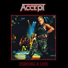 Staying a Life album by Accept