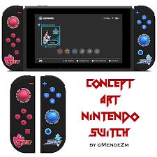 Customized Joycons with Pokemon Sword and Shield style :  PokemonSwordAndShield