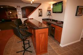 Simple Basement Wet Bar And Looking For Basement Bar Photos Page