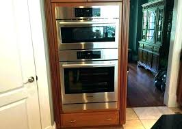 kitchenaid double oven reviews wall ovens wall oven microwave combo matching built in double oven and microwave double oven kitchenaid 27 double wall oven