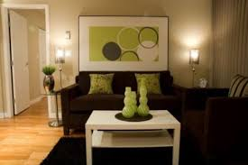 Captivating Brown And Lime Green Living Room 16 On Minimalist Design Room  With Brown And Lime