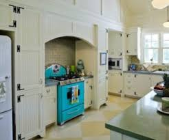 Kitchens with white appliances New Add Style To Your Kitchen With Retro Appliances Thesynergistsorg Stylish Kitchens With White Appliances They Do Exist