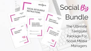 Social Media Proposal | Annelise.ca | Social Media Management