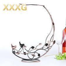 metal wine glass rack creative fashion metal wine rack hanging wine glass holder pirate ship shape