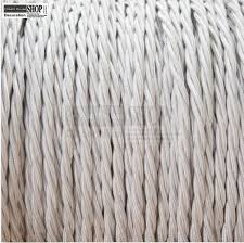 fabric lighting cable 3 core. Free Shipping 100m/roll 3 Core 0.75mm Round Braided Fabric Electrical Lighting Flex Cable