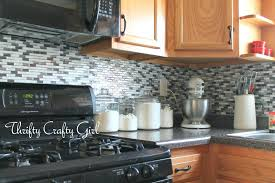vinyl floor tile backsplash kitchen ...