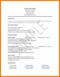 Immigration Paralegal Resume Cover Letter For A Job Cv Example Uk