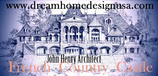 French Mansions Designs French Style Architect Home Designs Mansions Castles
