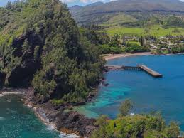 The population was 1,235 at the 2010 census. Hana Town Maui Hawaii