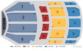 Ohio Theatre Seating Chart View Tickets Anastasia Columbus Oh At Ticketmaster