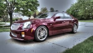 Rob Peters's 2005 Cadillac CTS-V