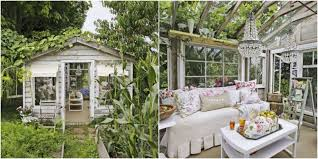 These backyard beauties are perfect for gabbing with a girlfriend or  curling up with a good book.