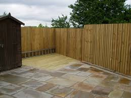 feather edge fencing york
