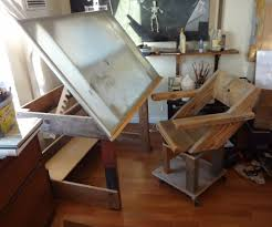 ... Awesome Drafting Table Ikea Ikea Drafting Table Hack With Wood Design  And Screen Table ...