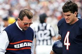 Chicago Bears Top 100 Jim Harbaugh