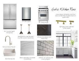 Dove White Kitchen Cabinets Kitchen Renovation The Plans Elements Of Style Blog