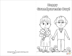 Grandparent S Day Coloring Pages Free Coloring Pages